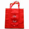 PP non-woven bag 42x38x10 cm custom printed with your artwork image