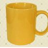 Custom logo ceramic mug 8.2x8.2x9.5cm image