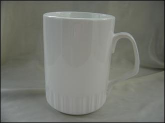 Custom logo ceramic mug 7.2x7.2x10.2cm image