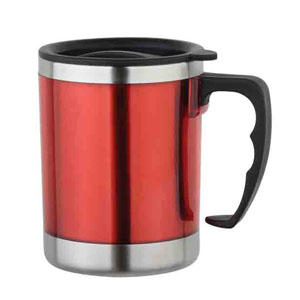 Custom logo stainless steel thermo mug 350ml image