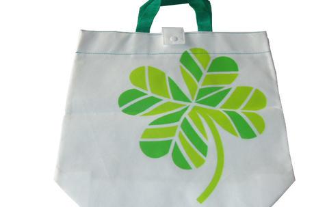 Custom printed PP non-woven bag 41x30x9cm image