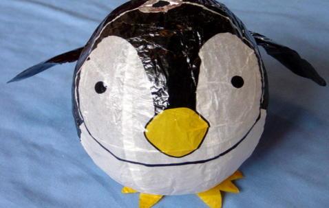 Washi ''Penguin'' Ø36cm image
