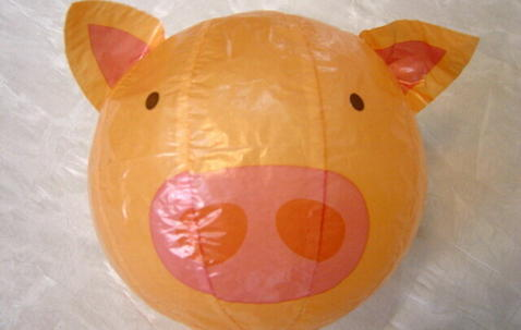 Washi ''Pig'' Ø46cm image