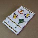 Temporary transfer tattoo A6 size (105 x 148 mm) with custom print image