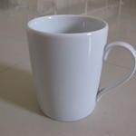 Custom logo ceramic mug 8x7x10cm image