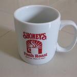 Custom logo ceramic mug 8x7.6x9cm image
