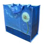 Laminated PP woven bag 40x40x15cm printed with your artwork image