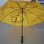 "Custom printed golf umbrella 30""  image"