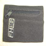 Custom embroidered sweatband with pocket for valuables image