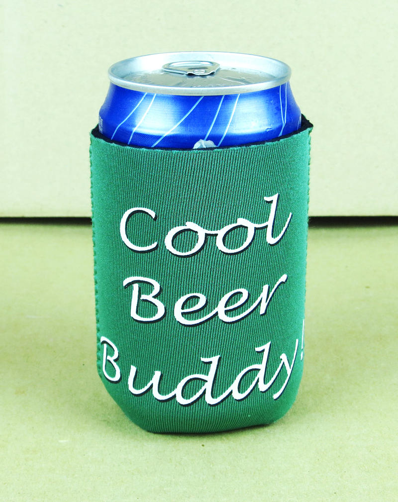 can cooler neoprene 33cl with your custom print dinilu